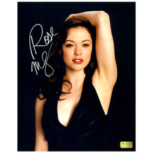 Load image into Gallery viewer, Rose McGowan Autographed 8×10 Portrait Photo