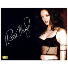 Load image into Gallery viewer, Rose McGowan Autographed Sexy Portrait 8x10 Photo