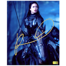 Load image into Gallery viewer, Rhona Mitra Autographed Underworld Rise of the Lycans 8x10 Action Photo