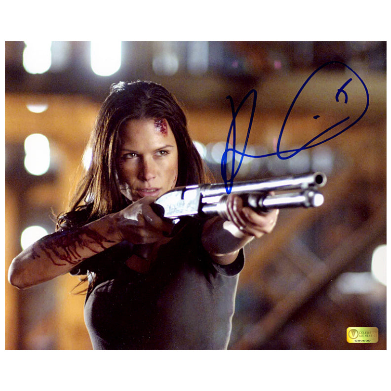 Rhona Mitra Autographed Skinwalkers 8x10 Photo
