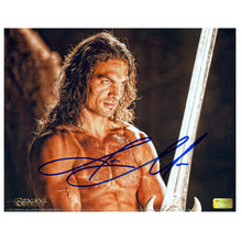 Load image into Gallery viewer, Jason Momoa Autographed Conan the Barbarian Vengeance 8x10 Photo
