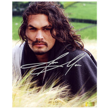 Load image into Gallery viewer, Jason Momoa Autographed 8×10 Portrait Photo