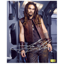 Load image into Gallery viewer, Jason Momoa Autographed Stargate Atlantis 8x10 Photo