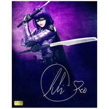 Load image into Gallery viewer, Chloe Grace Moretz Autographed Kick-Ass Hit-Girl 8x10 Photo