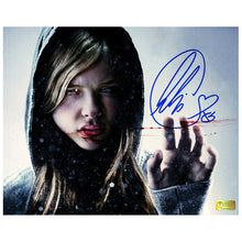 Load image into Gallery viewer, Chloe Grace Moretz Autographed Let Me In 8x10 Photo