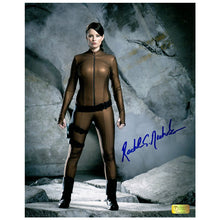 Load image into Gallery viewer, Rachel Nichols Autographed Continuum Kiera Cameron On Set 8x10 Photo