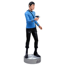 Load image into Gallery viewer, Leonard Nimoy Autographed Star Trek Mr. Spock 1:4 Scale Statue
