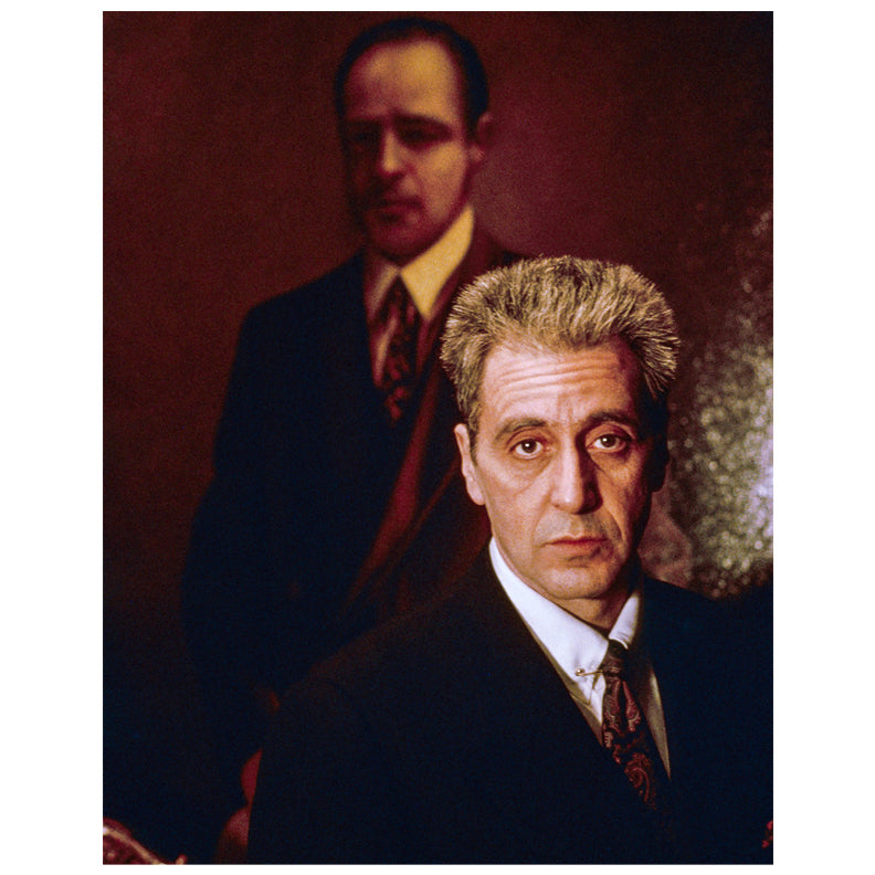 Al Pacino Autographed Godfather III 11x14 Photo PRE-ORDER