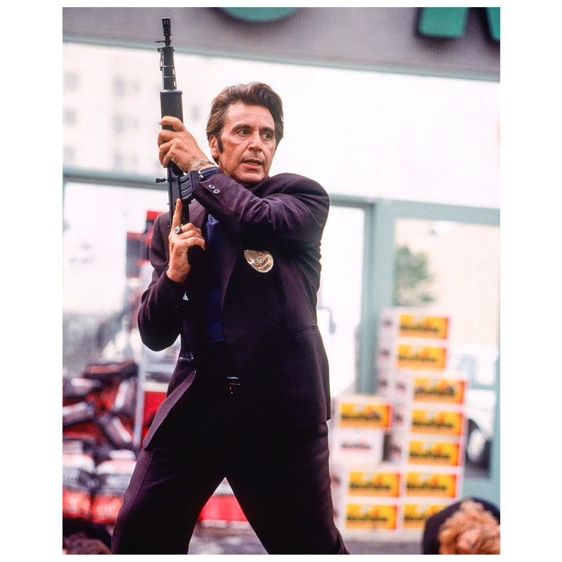 Al Pacino Autographed Heat 16x20 Photo PRE-ORDER
