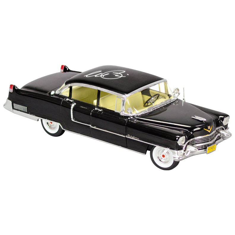 Al Pacino Autographed The Godfather 1:18 Scale Die-Cast 1955 Cadillac Fleetwood Series 60