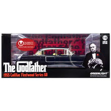 Load image into Gallery viewer, Al Pacino Autographed The Godfather 1:18 Scale Die-Cast 1955 Cadillac Fleetwood Series 60
