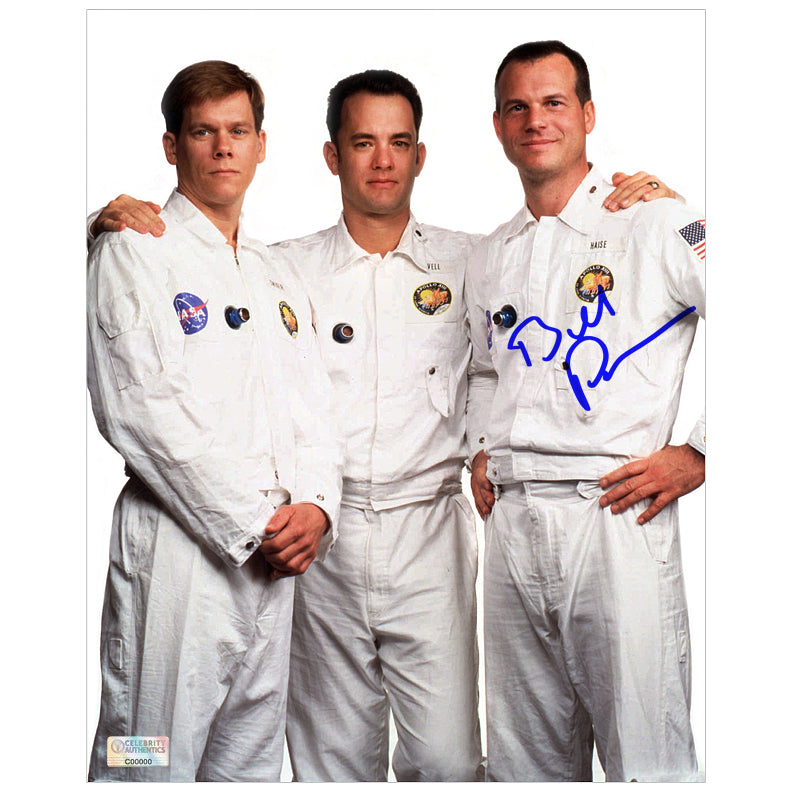 Bill Paxton Autographed Apollo 13 8x10 Photo