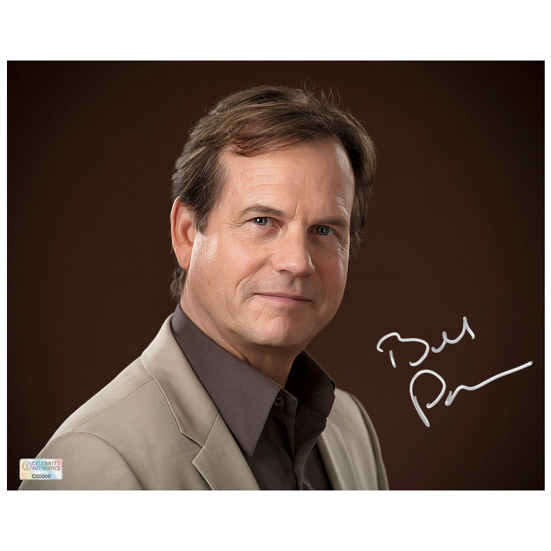 Bill Paxton Autographed 8×10 Studio Photo