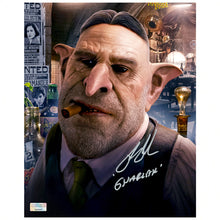 Load image into Gallery viewer, Ron Perlman Autographed Fantastic Beasts and Where to Find Them Gnarlak 8x10 Photo