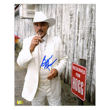 Load image into Gallery viewer, Burt Reynolds Autographed Dukes of Hazzard Boss Hogg 8x10 Photo