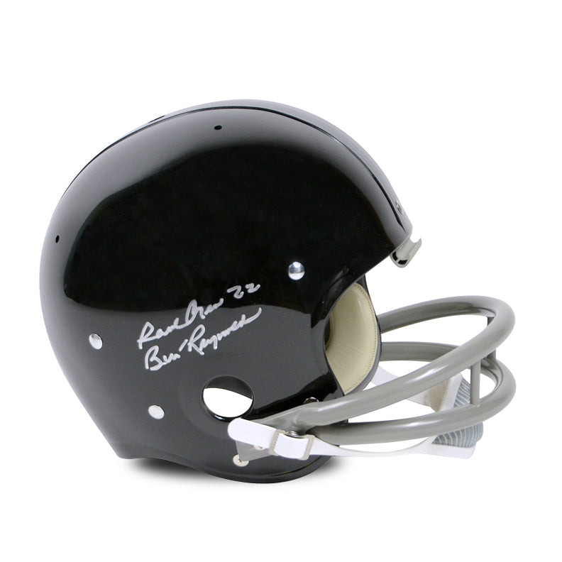 Burt Reynolds Autographed 1974 The Longest Yard Full Size Authentic Helmet