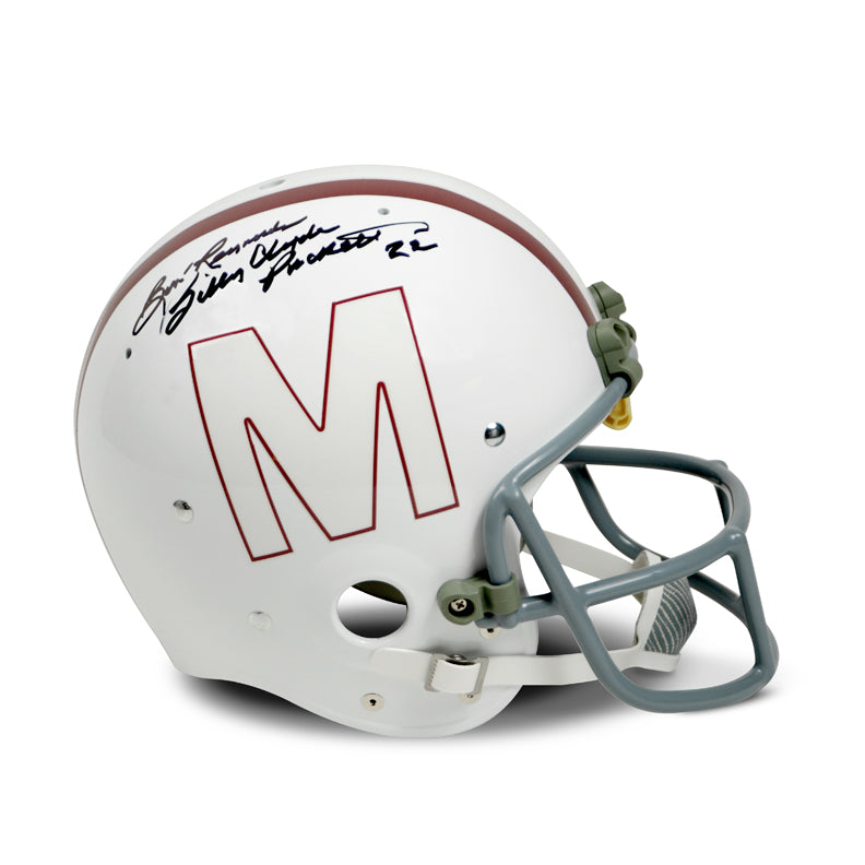 Burt Reynolds Autographed Semi-Tough Full Size Helmet