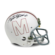 Load image into Gallery viewer, Burt Reynolds Autographed Semi-Tough Full Size Helmet