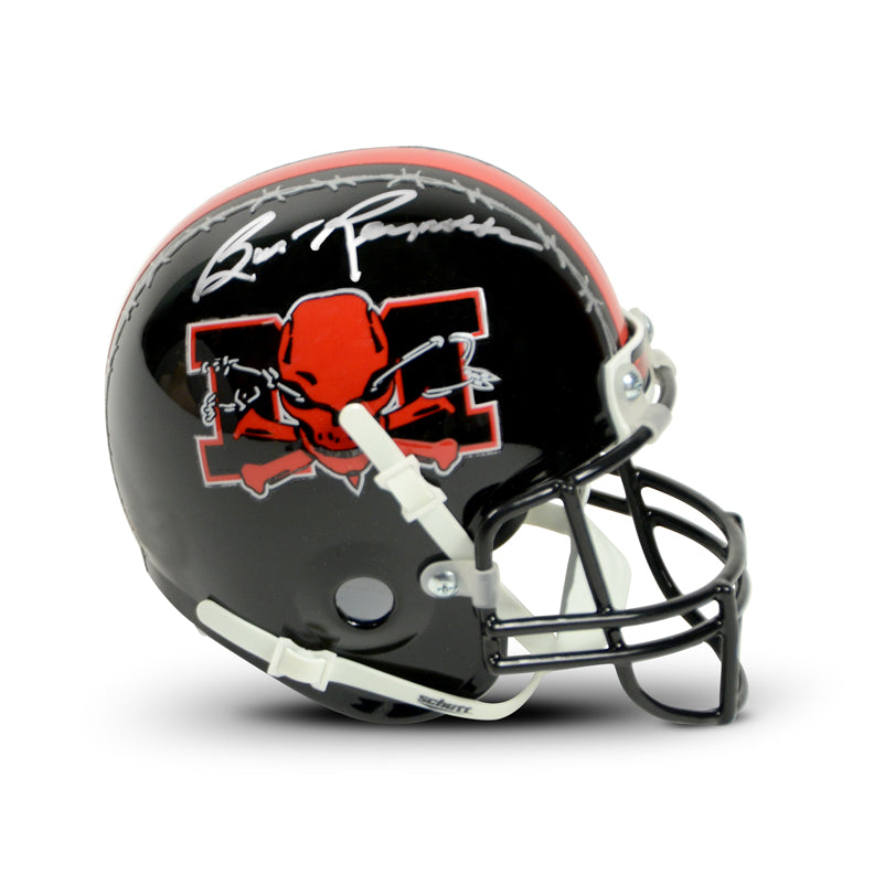 Burt Reynolds Autographed The Longest Yard Mini-Helmet 2005