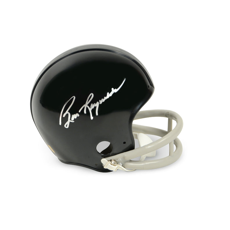 Burt Reynolds Autographed The Longest Yard Mini-Helmet 1974
