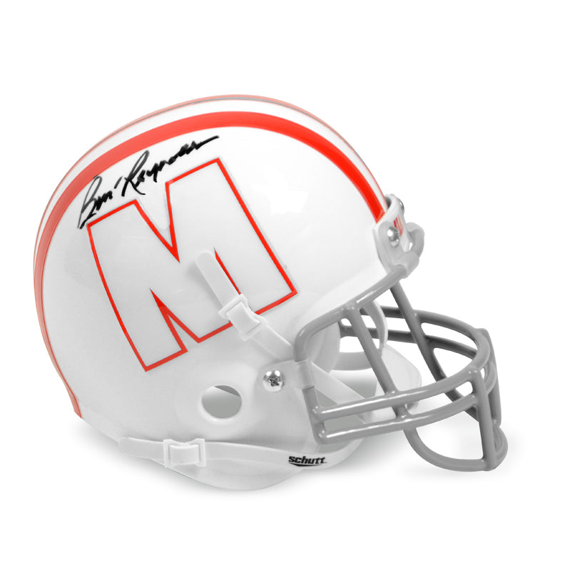Burt Reynolds Autographed Semi-Tough Mini-Helmet