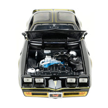 Load image into Gallery viewer, Burt Reynolds Autographed Exclusive Smokey and the Bandit II 1:18 Scale Die-Cast Pontiac Trans Am