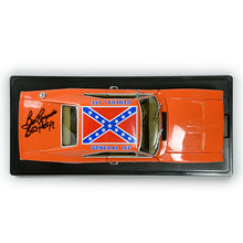 Load image into Gallery viewer, Burt Reynolds Autographed The Dukes of Hazzard General Lee 1:18 Scale Die-Cast Car