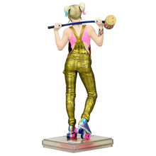 "Load image into Gallery viewer, Margot Robbie Autographed Diamond Select Birds of Prey Harley Quinn 9"" PVC Statue"