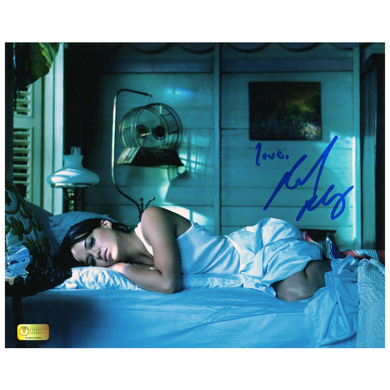 Michelle Rodriguez Autographed Fast and Furious 8x10 Photo