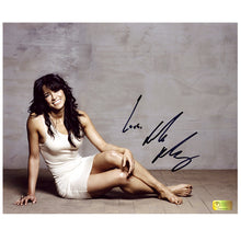 Load image into Gallery viewer, Michelle Rodriguez Autographed Fresco 8x10 Photo