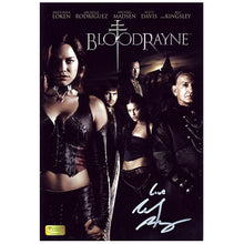 Load image into Gallery viewer, Michelle Rodriguez Autographed BloodRayne 8x12 Poster