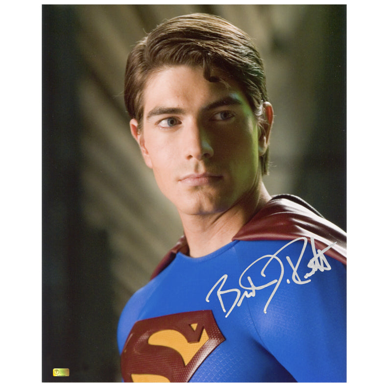 Brandon Routh Autographed Superman Returns Regal 16x20 Photo