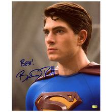 Load image into Gallery viewer, Brandon Routh Autographed Superman Returns 16x20 Scene Photo