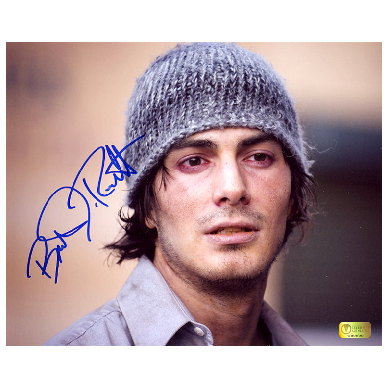 Brandon Routh Autographed Life is Hot in Cracktown 8x10 Photo