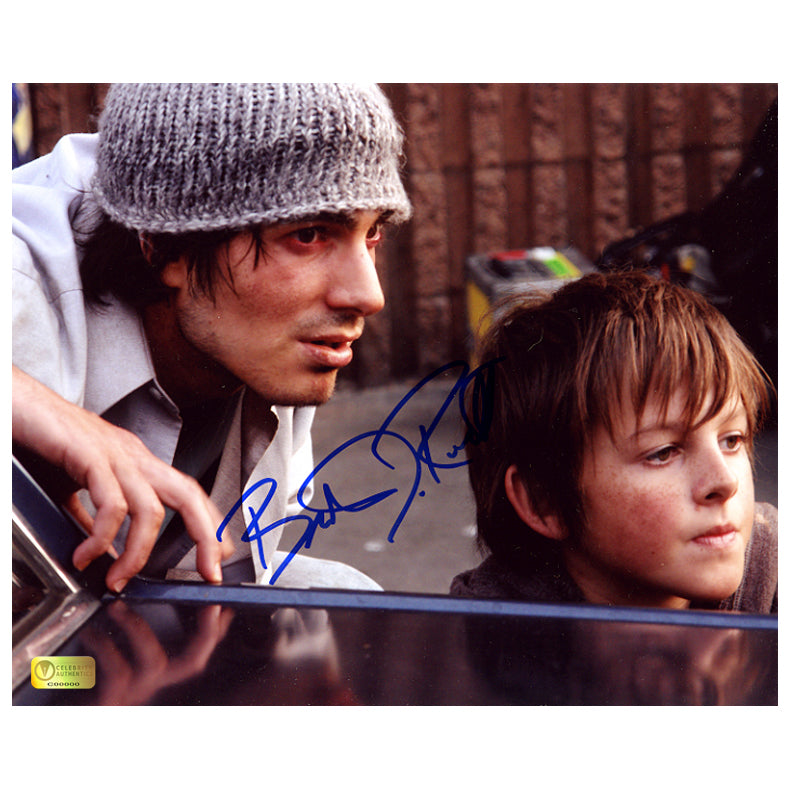 Brandon Routh Autographed Life is Hot in Cracktown 8x10 Scene Photo
