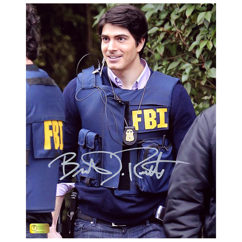 Brandon Routh Autographed Unthinkable 8x10 Photo