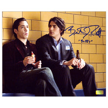 Load image into Gallery viewer, Brandon Routh Autographed Zack and Miri 8x10 Photo