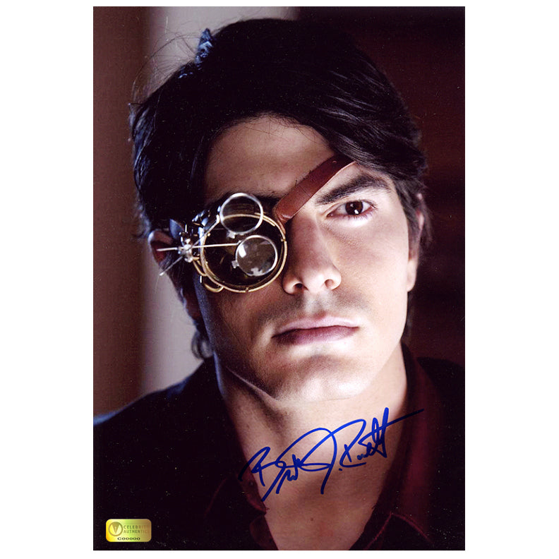 Brandon Routh Autographed Dylan Dog Dead of Night 8x12 Photo