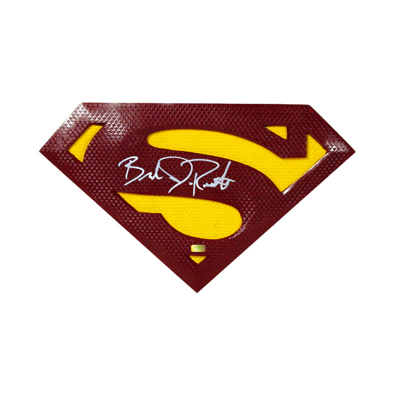 Brandon Routh Autographed Superman Returns Superman Emblem