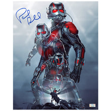 Load image into Gallery viewer, Paul Rudd Autographed Ant-Man Morph 11×14 Photo