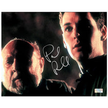 Load image into Gallery viewer, Paul Rudd Autographed Halloween: The Curse of Halloween: The Curse of Michael Myers Tommy Doyle and Dr. Loomis 8×10 Photo