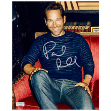 Load image into Gallery viewer, Paul Rudd Autographed 8×10 Portrait Photo