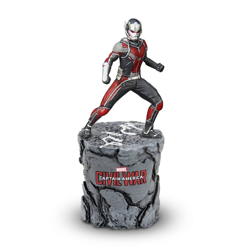Paul Rudd Autographed Captain America: Civil War Ant-Man 1:1 Scale Statue