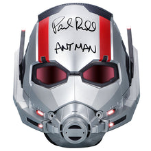 Load image into Gallery viewer, Paul Rudd Autographed Marvel Legends Ant-Man Helmet