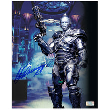 Load image into Gallery viewer, Arnold Schwarzenegger Autographed Batman & Robin Mr. Freeze 8x10 Photo