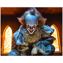 Load image into Gallery viewer, Bill Skarsgård Autographed IT Pennywise Scene 11x14 Photo PRE-ORDER