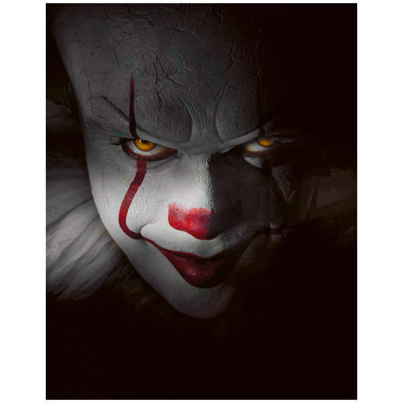 Bill Skarsgård Autographed IT Pennywise Portrait 11x14 Photo PRE-ORDER
