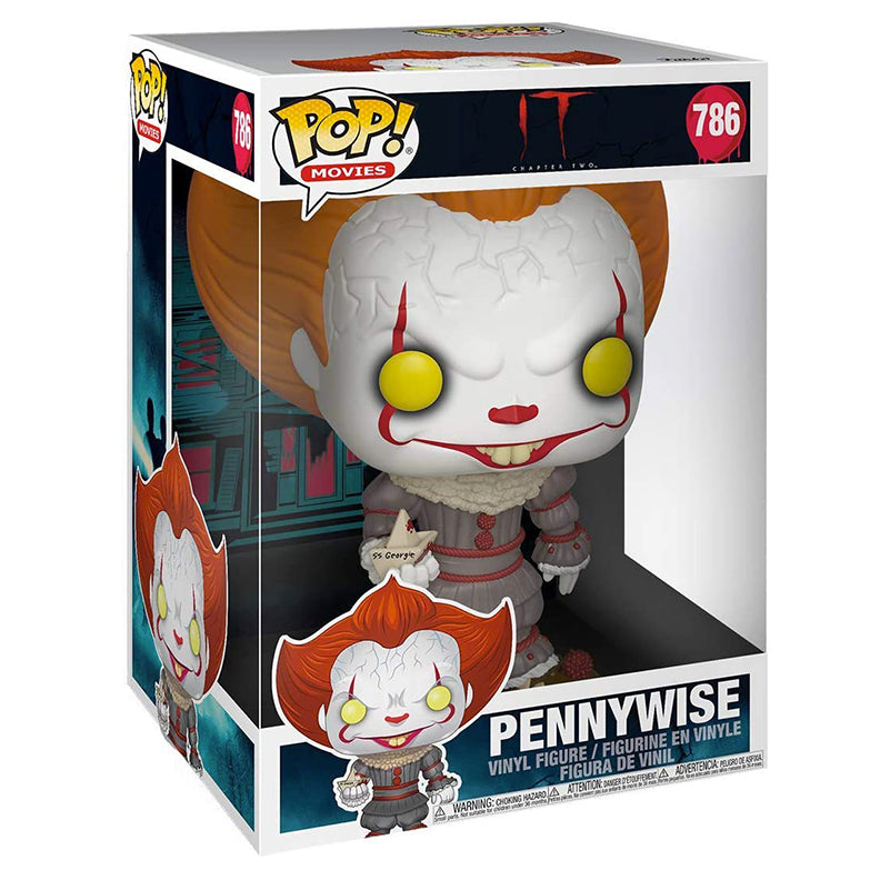Bill Skarsgård Autographed IT Pennywise #786 Special 10