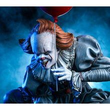 "Load image into Gallery viewer, Bill Skarsgård Autographed IT Pennywise CA Exclusive 13"" Limited Edition Maquette Statue PRE-ORDER"