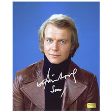 Load image into Gallery viewer, David Soul Autographed Starsky and Hutch 8x10 Hutch Photo